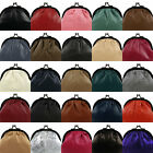Ladies Compact Small Soft Leather Clasp Coin Purse by Béchat Accessoires