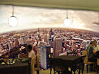 3D Bustling city 1 WallPaper Murals Wall Print Decal Wall Deco AJ WALLPAPER