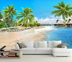 3D Beautiful Beach 618 WallPaper Murals Wall Print Decal Wall Deco AJ WALLPAPER