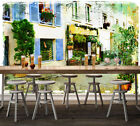 3D Town Picture 055 WallPaper Murals Wall Print Decal Wall Deco AJ WALLPAPER