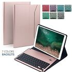 iPad Pro 10.5 2017 Keyboard Case Cover Ultra-Thin Detachable Bluetooth Stand