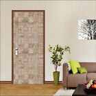 3D Wood Grids 137 Door Wall Mural Photo Wall Sticker Decal Wall AJ WALLPAPER AU