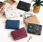 Pochette Keyring Mini Wallet Credit Business ID Card Money Holder Pocket Purse