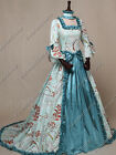 Renaissance Game of Thrones Regal Princess Prom Dress Cosplay Clothing N 159