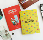 Внешний вид - Monster's Cash Book Free Ver Money Record Planner Diary Account Illust Organizer