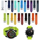Replacement Soft Silicone Band Strap  Wristband For Garmin Fenix 5S/5X GPS Watch