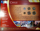 Внешний вид - THE OFFICIAL COIN SETS OF THE WORLD BY THE FRANKLIN MINT 6 choices.