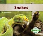 SNAKES - HANSEN  GRACE - NEW HARDCOVER BOOK