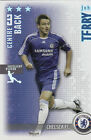 Magic Box Int Shoot Out 2006-2007 Cards Charlton Athletic Chelsea Everton Fulham