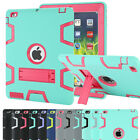 NEW Kids Childrens Shockproof Silicone Stand Case Cover for iPad 2,3,4 Air2 Mini