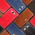 For Samsung Galaxy S3 Thin Classic Leather Stand Wallet Case Cover + Wrist Strap