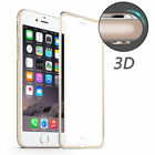 Premium Full Coverage Tempered Glass Screen Protector for Apple iPhone 6 7 Plus