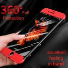 For iPhone 7 6s 6 Plus 5 5S Case Cover Thin Shockproof Slim Matte Luxury Hard PC