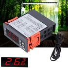 Temperature Controller Thermostat Aquarium STC1000 Incubator Cold Chain Temp  BC
