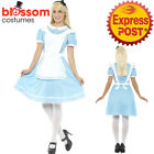 CA362 Wonder Princess Alice in Wonderland Book Week Fairytale Dress Up Costume