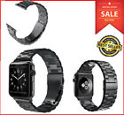 Hot Stainless Steel Wrist Bracelet For Apple Watch Band iWatch 38mm/42mm Clasp
