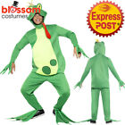 CA390 Frog Prince Charming Animal Fancy Dress Jumpsuit Book Week Funny Outfit