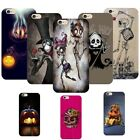 Funny Pumpkin Lantern Skull Halloween Pattern TPU Phone Case for iPhone 6/7 Plus