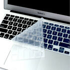 "For Macbook Pro 13"" A1708/A1706 Thin Clear Protective Keyboard Cover Soft TPU"