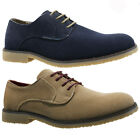 NEW MENS SMART LACE FASHION CASUAL FORMAL DESERT GIBSON BROGUE BOOTS SHOES SIZE