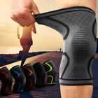 2X Knee Compression Sleeve Brace Support For Sports Arthritis Injury Recovery