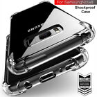 Crystal Clear Shockproof for Samsung S8 Plus Case Note 8 Case Soft TPU Cover Gel