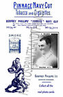 HALIFAX Rugby League - Pinnace 1920's repro advertising cards