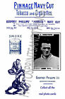 LEIGH Rugby League - Pinnace 1920's repro advertising cards