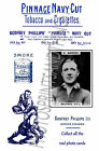 SALFORD Rugby League - Pinnace 1920's repro advertising cards