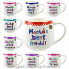 NEW Fine China Worlds Best Collection MUG/CUP by Leonardo Gift Box Birthday