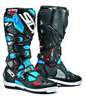 Sidi 2016 Crossfire 2 SR Dirt Boots - Light Blue/Black