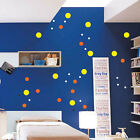 Dots Children Car Nursery Kid Wall Stickers Wall Decals Home Decoration