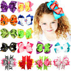Girls Multicolor 8 Inch Double Layers Bubble Hairpin