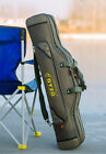 Outdoor Fishing Rod Holdall Bags for Made up Rods & Reels 80/90/100/120cm UK