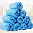 10/100 PCS Disposable Plastic Shoe Covers Carpet Cleaning Overshoes Protective