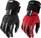 EVS Mens Wrister Textile Gloves