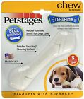 PetStages NEWHIDE Dog Chew Bone Petite, Small, Medium, Large Chew to Occupy