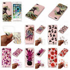 For iPhone 7 Plus Shiny Glitter Colorful TPU Soft Shockproof Bumper Case Cover