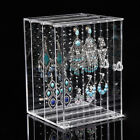 Necklace Earring Organizer Holder Accessories Display Stand Case Decorate DIY