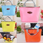 Waterproof Portable Picnic Bags Insulated Food Storage Bags Tote Lunch Box Bag