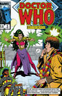 DOCTOR WHO # 5 Steve Moore/Dave Gibbons MARVEL COMICS 1985 ShipsFree w/$35 Order