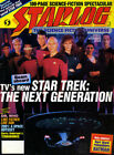 STARLOG Magazine #124 Nov.1987 Science Fiction Media Full-Color Photos Articles