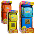 Large Bubble King Gumball Machine Retro Sweet Dispenser Coin Money Bank Toy