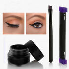 3Pcs Waterproof Makeup Eyeliner Stamp Cat Eye Wing Stamp Ink Long Lasting #WOW