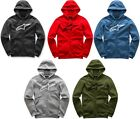 Alpinestars Always Fleece Hoodie Jacket Mens All Sizes & Colors
