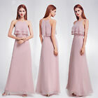 Ever Pretty Elegant Chiffon Bridesmaid Prom Gowns Formal Evening Party Dresses