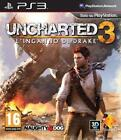 Uncharted 3 Drake's Deception : Sony PS3 Playstation 3 WITH MANUAL FREE POSTAGE