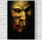 Saw Puppet Movie Poster, Horror, Large Wall Art, Photo, Print, Picture #054