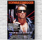 The Terminator Movie Poster, Action, Large Wall Art, Photo, Print, Picture #058
