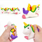 Cute Unicorn Squishy Squeeze Relieve Stress Slow Rising Kid Toy Decor Gift NEW